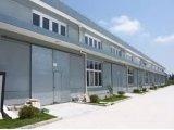 Taller fácil modular prefabricado de la estructura de acero de la instalación