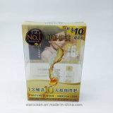 Transparente de plástico PVC / PP / Pet Box con UV Impresión