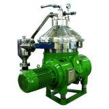 De schijf centrifugeert