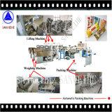 Swfg-590 secam o peso automático da massa do macarronete e a máquina de embalagem