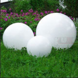 De batterij stelde Kleurrijke LEIDENE Ballen voor Tuin met Waterdicht in werking