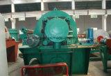 Machine van de Schijf van Pgt de Vacuüm Filtrerende die voor de Minerale Vaste-vloeibare stof die van de Dunne modder wordt gebruikt het Ontwateren scheiden