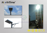 12W de Zonne OpenluchtVerlichting van de vernieuwbare Energie met Sensor PIR