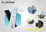40W zon die Lang Leven ZonneStraatlantaarns belast met de Infrarode Sensor van de Motie