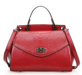Borsa della signora Hard Leather Women Bag di modo