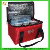 Sacs d'emballage promotionnels de refroidisseur de polyester fait sur commande