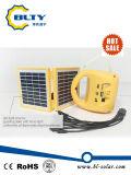Lanterne campante solaire d'éclairages LED rechargeables et pliables