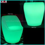 Mesa de bar LED Muebles silla de bar con control remoto