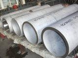 Tubo de acero inoxidable inconsútil del diámetro grande 304