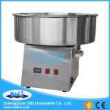 Machine van de Gesponnen suiker van de Maker van de Zijde van het Suikergoed van het roestvrij staal de Elektrische voor Verkoop