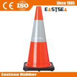 安の販売のためのオレンジPVC道路工事の円錐形の交通安全の円錐形