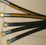 De hydraulische RubberAssemblage van de Slang & de Assemblage van de Montage van de Hoge druk