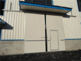 鉄骨構造の倉庫および工場(ZY415)