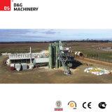 240 T/H de Installatie van de Mixer van het Asfalt voor de Aanleg van Wegen