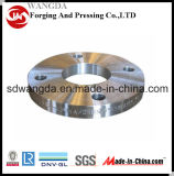 La norme ANSI DIN a modifié la bride de pipe de l'acier du carbone B16.5 pour l'usine hydraulique