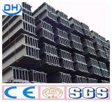 열간압연 JIS Ss400 강철 H 광속 중국제