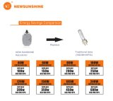 E26 E39 185W 18500lmの最上質の5年の保証の靴箱の据え付け品LEDの改良キット
