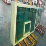 vidrio Tempered Polished claro de 12m m para el tablero trasero