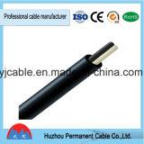 600V Kabel van Tsj van de Leider van het Koper van de Dekking van de Isolatie van pvc van het Jasje van pvc de Nylon Flexibele