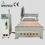 Line of Wood's Automatic Carving Of machine of 3d with of 9kw Of hsd Of aircooling Of spindle