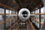 Los tubos del PE de los PP que hacen el HDPE de la planta de la máquina transmiten la máquina de la protuberancia