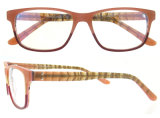 Hot Sell Eyeglass Mulheres coloridas Moldura de moldura ótica