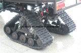 눈 타이어를 가진 자동적인 농장 ATV 4 치기