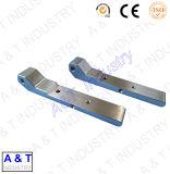 Fábrica central personalizada de China das peças de maquinaria do desenho/amostra
