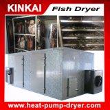 Heißluft, die Fisch-Entwässerungsmittel/industrielle Fisch-trocknende Maschine aufbereitet