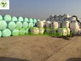 Cor verde 750X1500X25um da película agricultural do envoltório do estiramento para o mercado de Poland