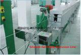 Ligne d'extrusion de câble de gel de silicones (machine de câble d'extrusion)