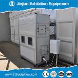 Condicionador de ar e calefator portáteis ao ar livre elétricos