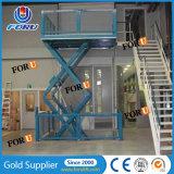 Industrieller hydraulischer Ladung-Aufzug für Haus und Lager