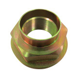 Nonstardard Präzisionsteil-legierter Stahl-Aluminium-Selbstreserve CNC-maschinell bearbeitenteile