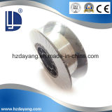 Fil de métal de remplissage de soudure d'OIN/en aluminium approuvé