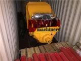 50 [كبم/هر] خرسانة يضخّ آلة مع [100م] توزيع فولاذ خطّ الأنابيب على عمليّة بيع