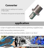 Сварочный аппарат PLC китайского микрокомпьютера ультразвуковой пластичный