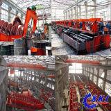 aufbereitende Zeile des Kupfererz-30tpd-4500tpd