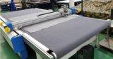 Автомат для резки ткани CNC ножа вибрации