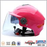 모터바이크 또는 스쿠터 (HF314)를 위한 두 배 챙 헬멧