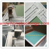 Aluminiumlegierung-Zugangsklappe mit Noten-Verriegelung
