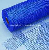 De blauwe Versterkte Stof van het Netwerk van de Glasvezel