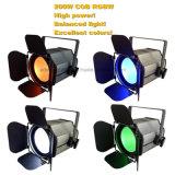 200W RGBW 4in LED PFEILER-NENNWERT Licht