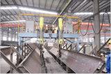 Flux de soudure à l'arc électrique submergée pour l'acier inoxydable en acier de construction