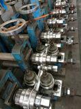 Caldeira Austenítica Soldada Aço Inoxidável, Super-Aquecedor, Trocador de Calor e Tubo Condensador