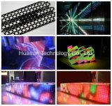 Suelo flexible de la etapa LED de la alta calidad