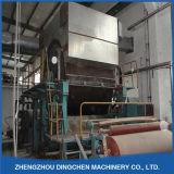 シリンダー型のバガスの機械を作る物質的なチィッシュペーパー