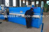 Резец коробки нержавеющей стали луча рукоятки качания SGS Ce гидровлический/машина металла режа