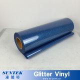 PU / PVC / Mascota / Glitter / Flock / Fluorescente Camiseta de transferencia de calor de vinilo de película de impresión
