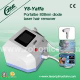 Диода Y8 машина удаления волос лазера портативного 808nm франтовская